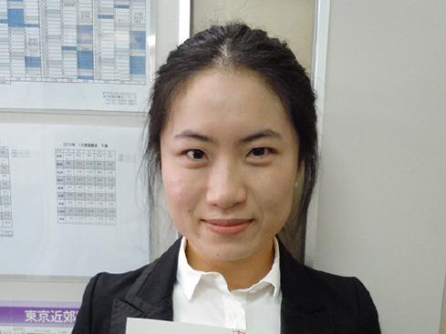 郭静(東京外国語大学大学院)